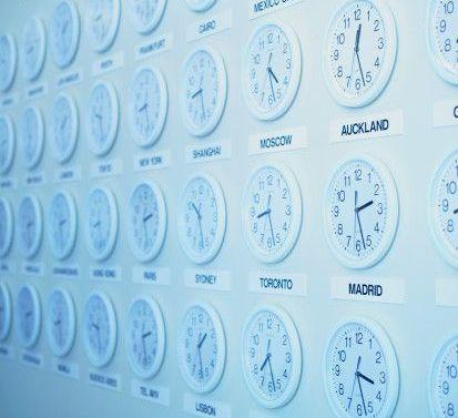 clocks of the world